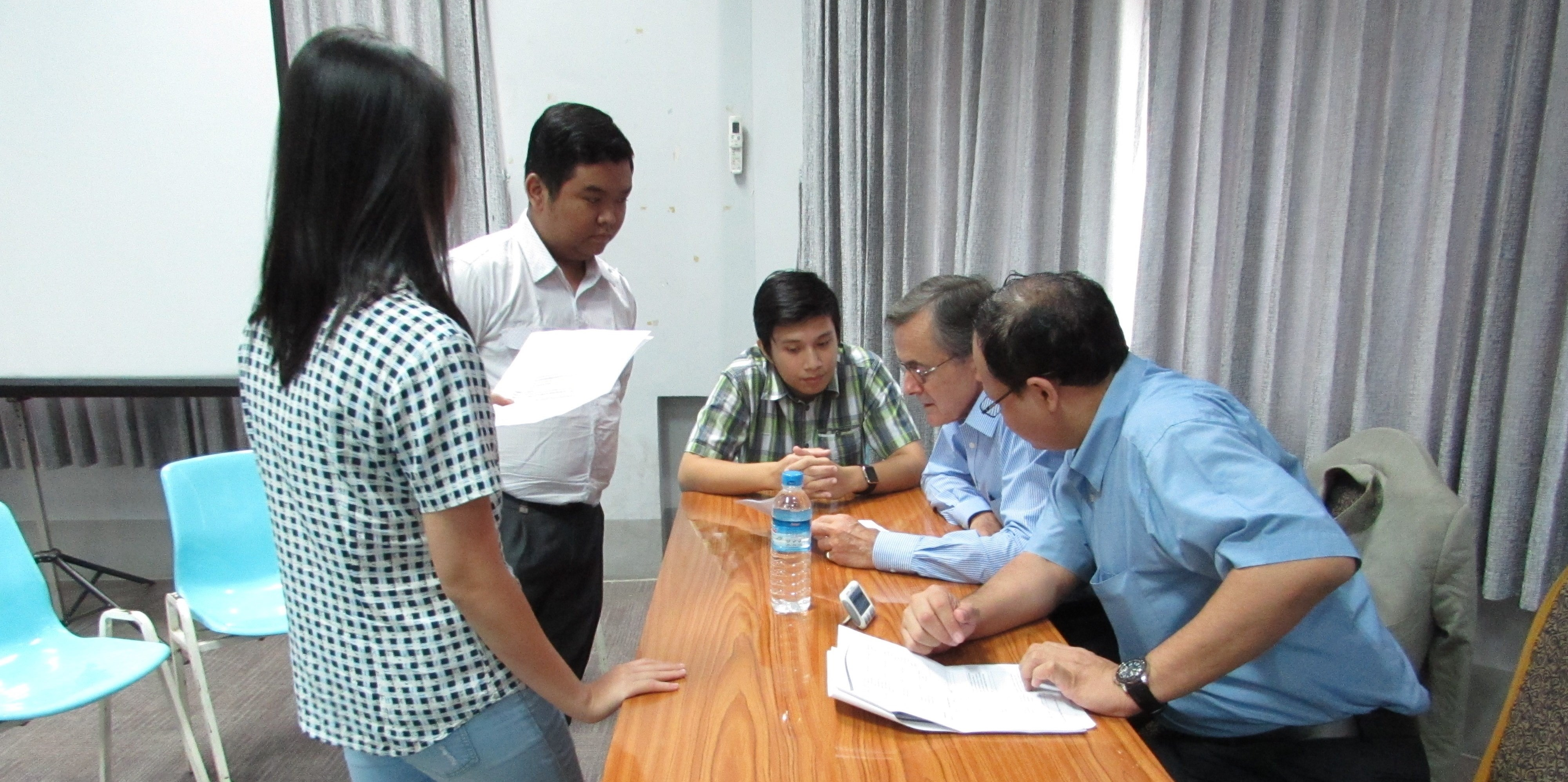 Yangon PACES training