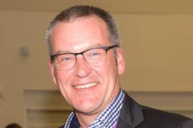 Dr Iain Lawrie, President of the Association for Palliative Medicine