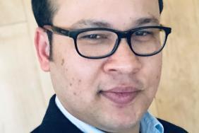 Dr Aarij Shahid Siddiqui, RCP chief registrar 2017–18, Cardiff and Vale University Health Board