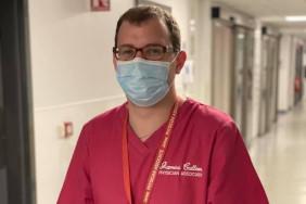 James Catton, physician associate.