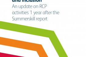 Our approach to improving diversity and inclusion report cover