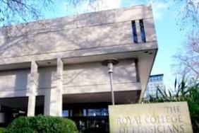 RCP London building